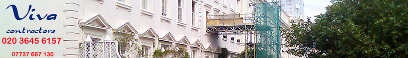 builders in Central London
